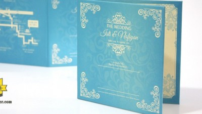 jual wedding invitation di surabaya