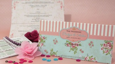 Wedding Invitation Shabby Multifungsi