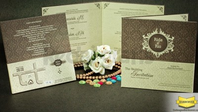 Wedding Invitation Satu Warna